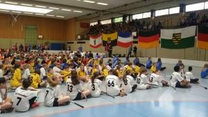 Acht Teams beim Bundesfinale