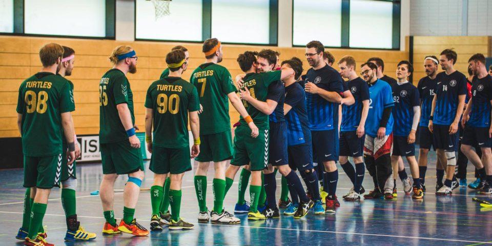 SCS gewinnt Regionalliga Großfeld