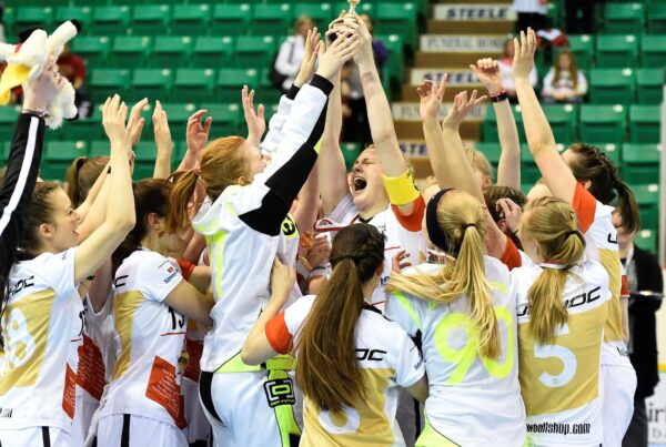 Nathalies U19-WM Sieg 2016
